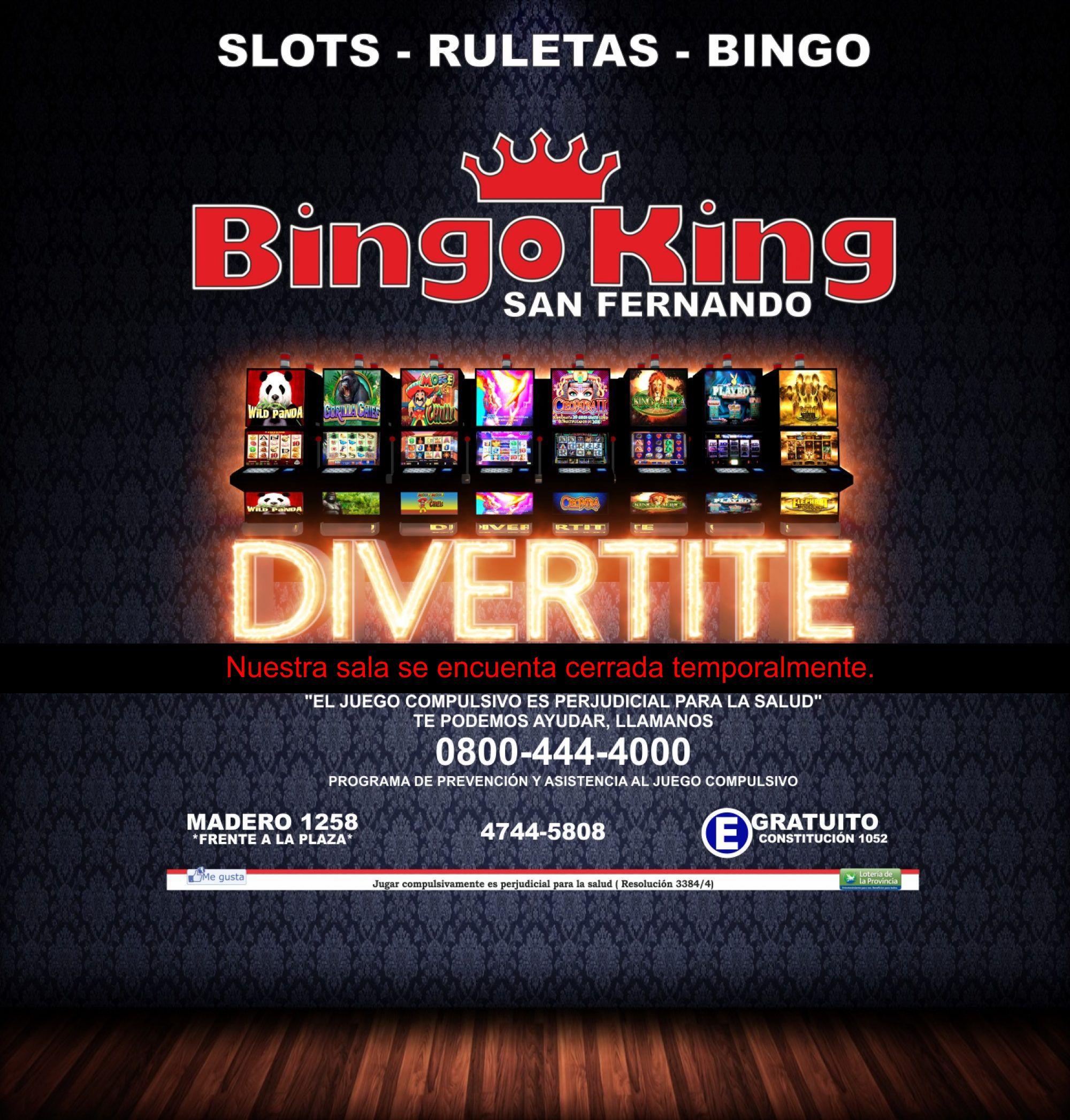 Bingo King S.A.